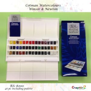 Cotman Watercolour Winsor and newton