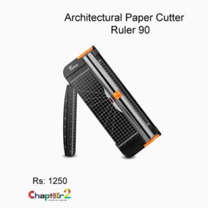 Architectural Paper Cutter Ruler