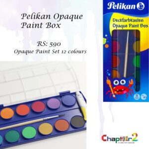 Pelikan Opaque Paint Box