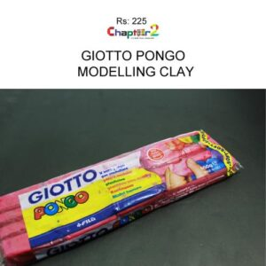 Giotto Pongo Red Modelling Clay